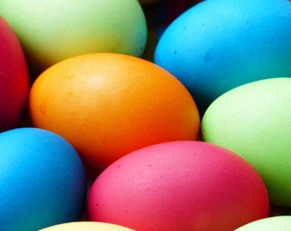 Ostern Gewinnspiel Bunte Eier
