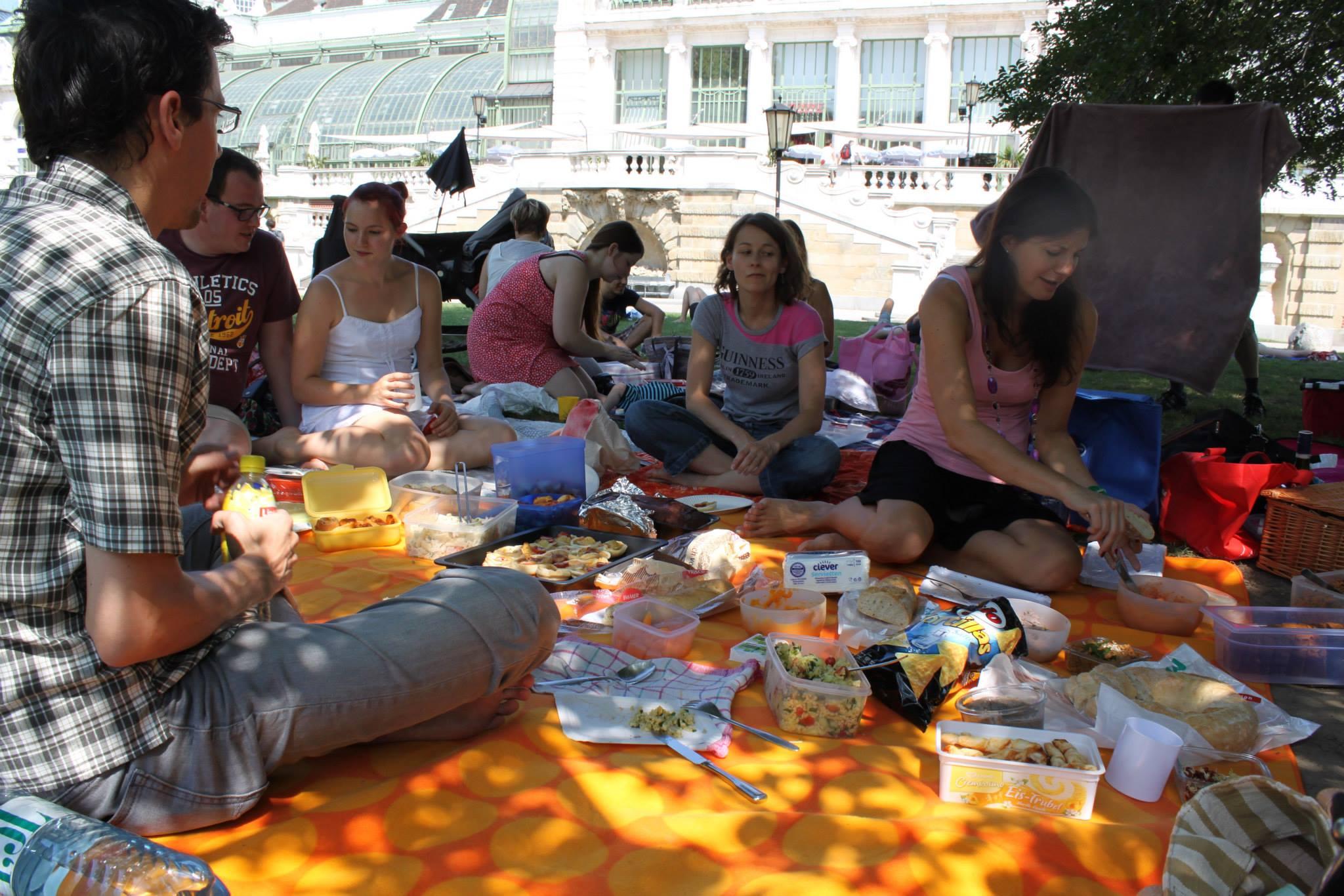 Foodblogger Picknick 2.0