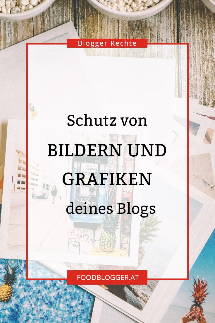 Blogger Rechte: rechtlicher Schutz von Bildern, Grafiken und Skizzen