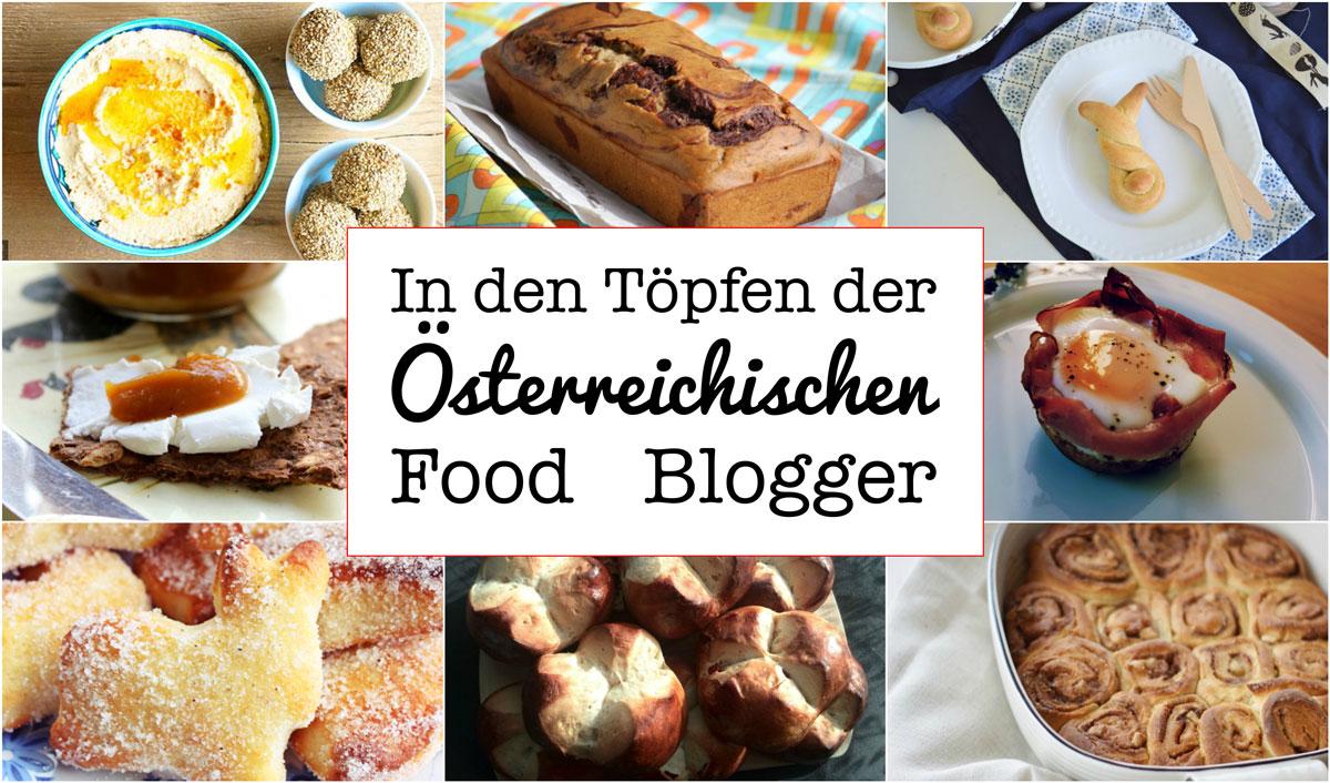 Österreichische Foodblogger - Rezepte Blogroll