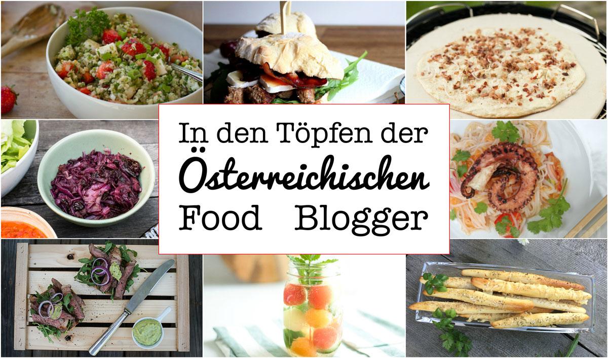 In den Töpfen der österreichischen Foodblogger: Grillen