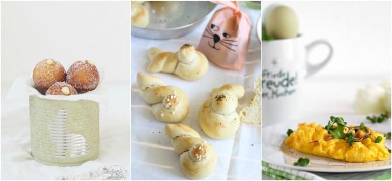 Osterrezepte der österreischischen Foodblogger