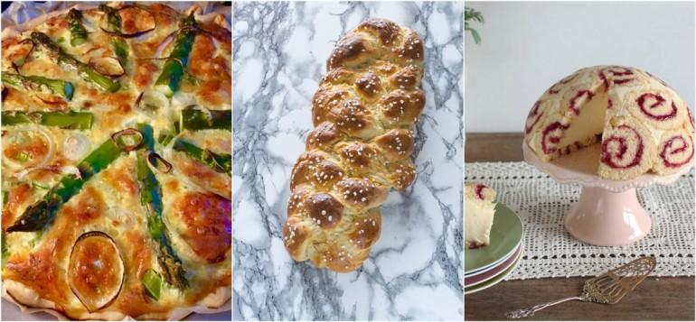 Rezepte für den Ostertisch - von den österreichischen Foodbloggern