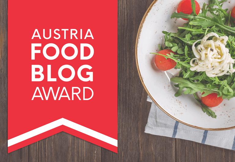 Austria Foodblog Award 2017