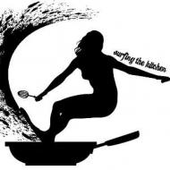 Surfing the kitchen