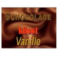 Schokolade küsst Vanille